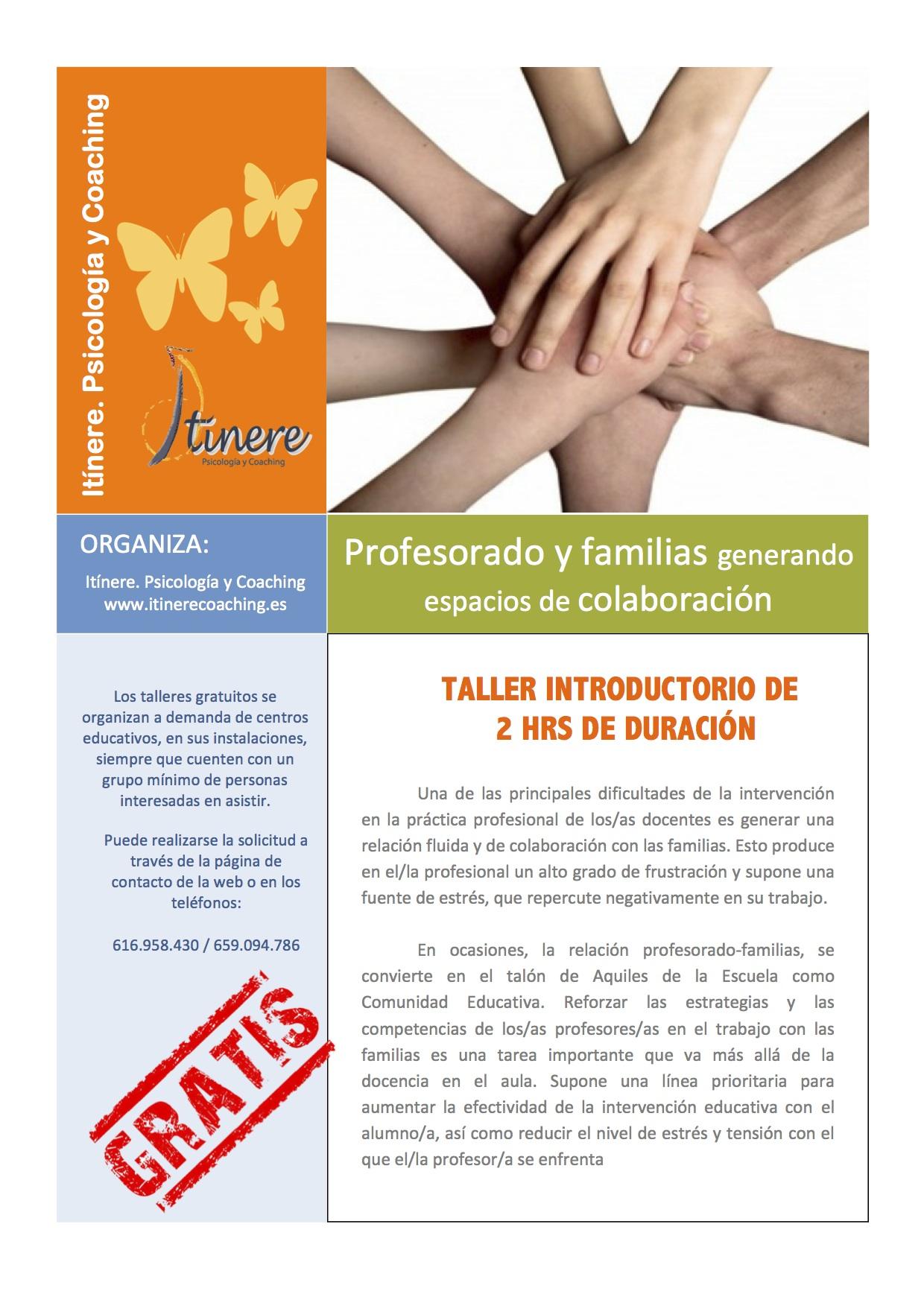 colaboracion familias gratis