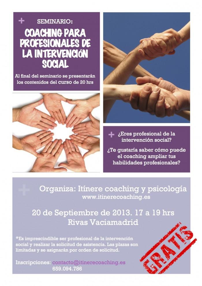 folleto seminario gratuito