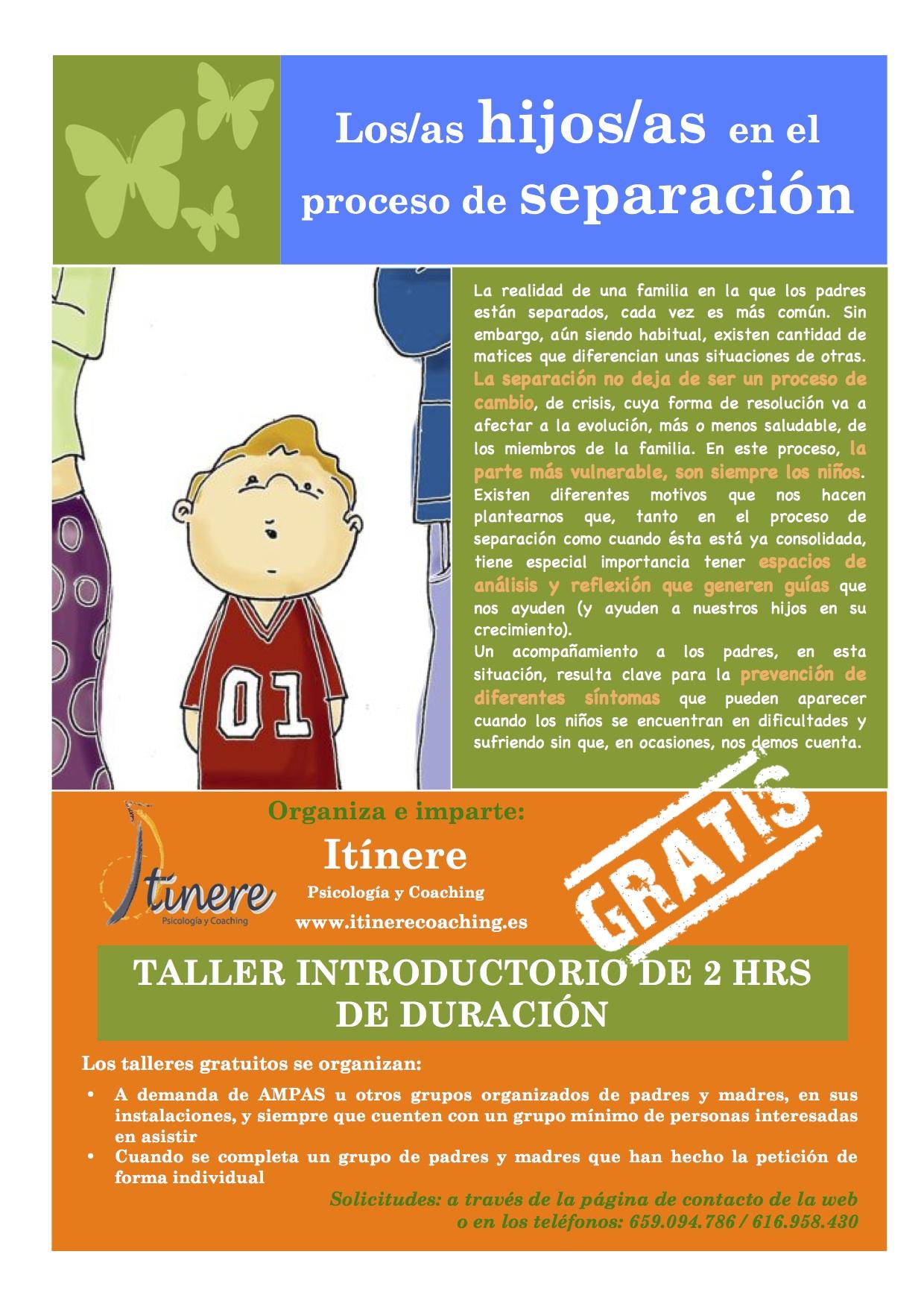 separación gratis